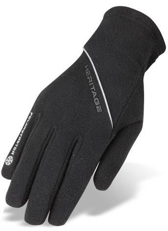 POLARSTRETCH™ FLEECE GLOVES by Heritage