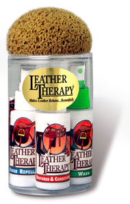 Leather Therapy Equestrian Sampler