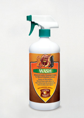 Leather Therapy Wash 16 oz.