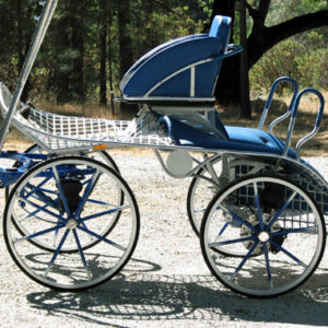SOLD* Medium Pony Marathon Carriage | Carriage Driving Essentials
