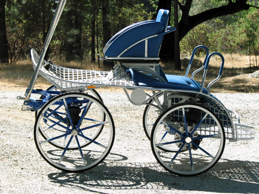*SOLD* Medium Pony Marathon Carriage