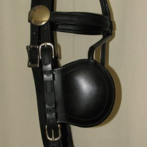 """Americana """"Comfort-Fit"""" Padded Harness for Horses and Cobs"""