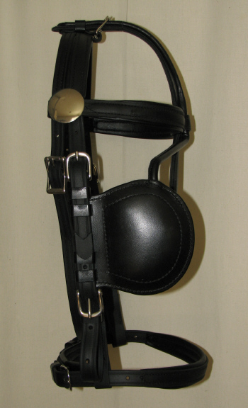 "Americana ""Comfort-Fit"" Padded Harness for Horses and Cobs"