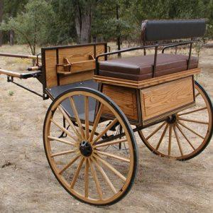 The Eaglet cart