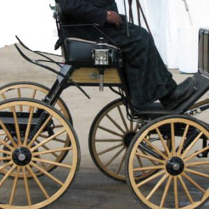 SOLD! Doe Run Carriage-lightly used