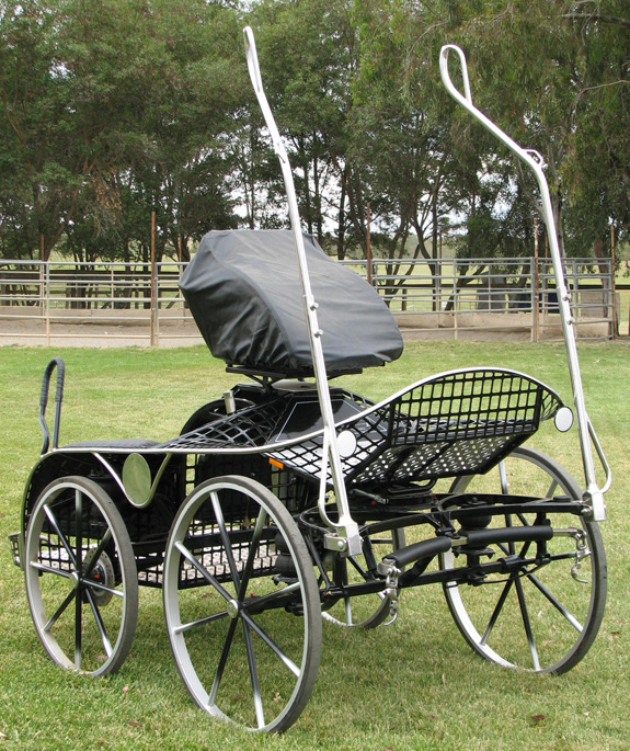 "SOLD! Horse Size ""Leica"" Marathon Carriage"