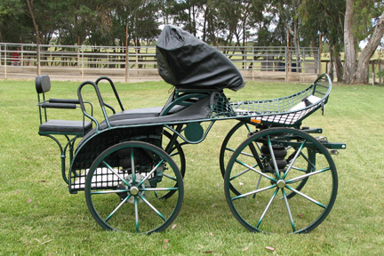 "SOLD ""Leica"" Marathon Carriage"