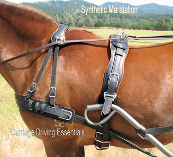 Smucker's Synthetic Mara-tation Harness