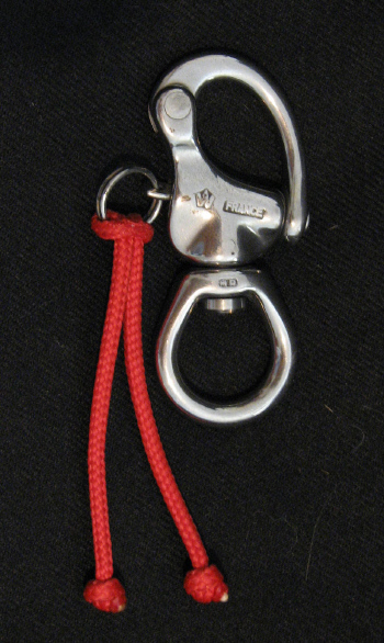 Small Pole/Breeching/Trace Shackle