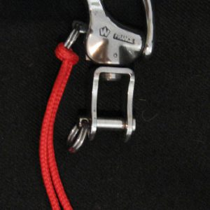 Small Rated Trace Shackle