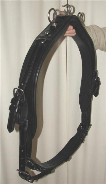 "Bowman ""Runabout"" Carriage Harness"