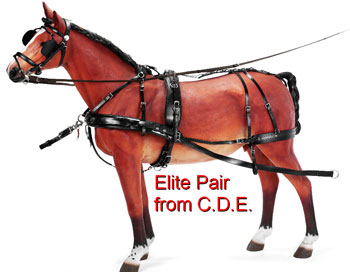 ZILCO ELITE Pair Harness Cob set
